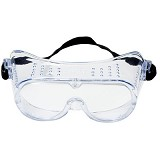3M 332AF Safety Impact Goggle [40651-00000-10]